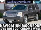 GMC Yukon Denali 6.2L V8 Navigation Sunroof DVD Camera 2011