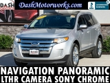 Ford Edge Limited Navigation Panoramic Leather Sony 2013