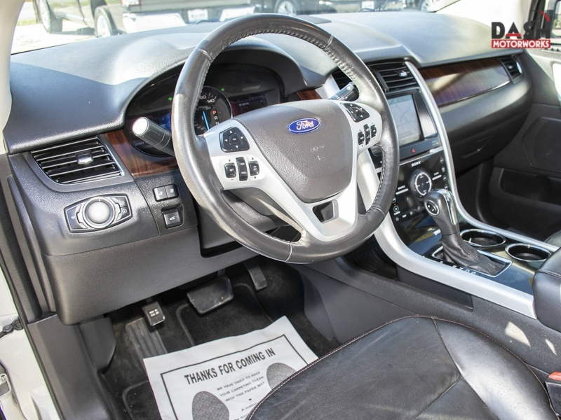 Ford Edge Limited Navigation Panoramic Leather Sony 2013 price $11,985