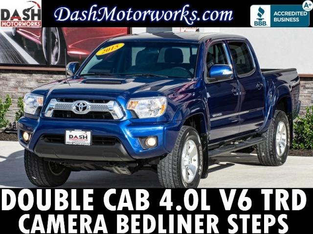 2015 Toyota Tacoma Double Cab V6 TRD Sport