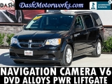 Dodge Grand Caravan SXT Navigation Camera DVD 2016