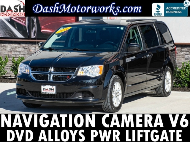2016 Dodge Grand Caravan SXT Navigation Camera DVD