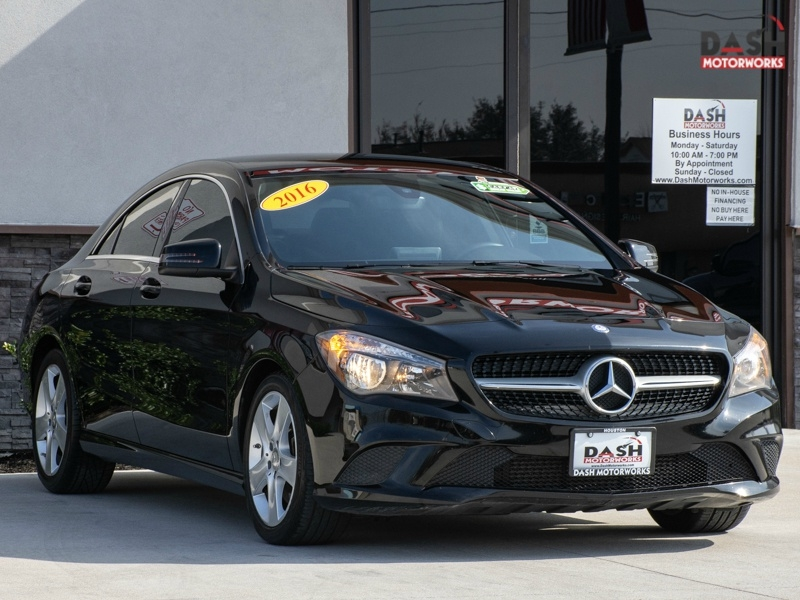 Mercedes-Benz CLA 250 Sport Premium Leather Harman Kardon Auto 2016 price $15,995