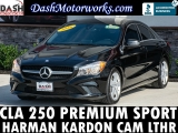 Mercedes-Benz CLA 250 Sport Premium Leather Harman Kardon Auto 2016