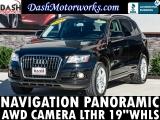 Audi Q5 2.0T Quattro Premium Plus AWD Navigation Panora 2013