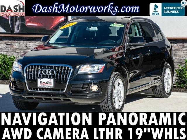 2013 Audi Q5 2.0T Quattro Premium Plus AWD Navigation Panora