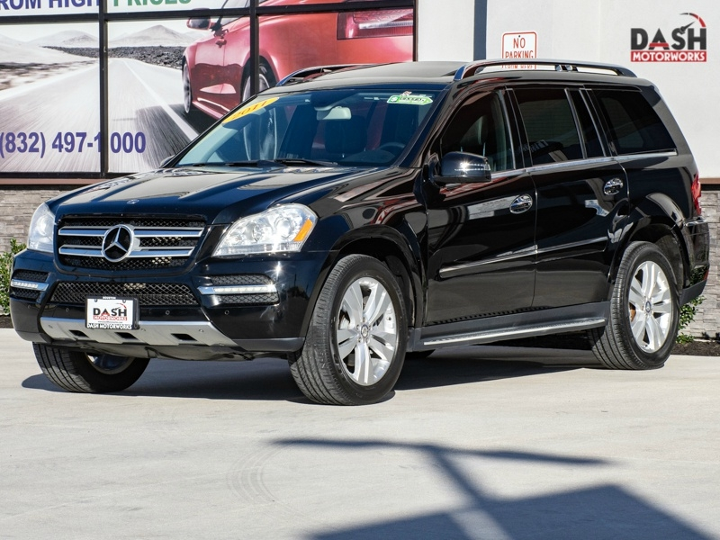 Mercedes-Benz GL450 AWD Navigation Sunroof Camera DVD Leather 2011 price $12,995
