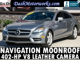 Mercedes-Benz CLS 550 Sport Navigation Camera Sunroof Leather Ha 2012