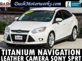 Ford Focus Titanium Navigation Camera Leather Sony 2013