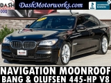 BMW 750Li M-Sport Sedan Navigation Bang & Olufsen Leat 2013