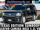Chevrolet Tahoe LT Leather Camera Sunroof Bose 7-Pass 2010