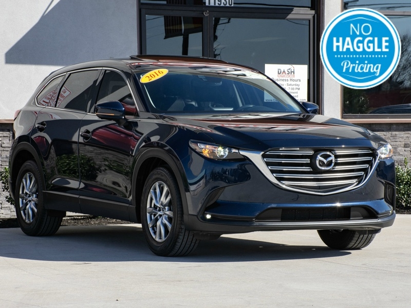 Mazda CX-9 Touring Navigation Camera Bose Sunroof Leathe 2016 price $18,995