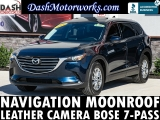 Mazda CX-9 Touring Navigation Camera Bose Sunroof Leathe 2016