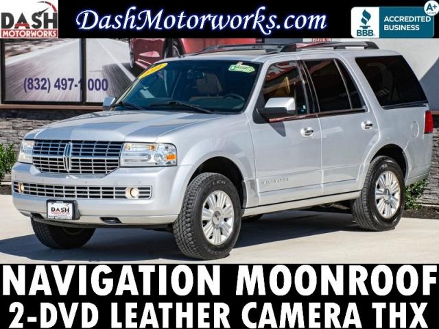 2011 Lincoln Navigator Limited 4x4 V8 Navigation Camera Sunroof