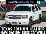 Chevrolet Tahoe LT Leather Bose 20in Wheels 8-Pass 2010
