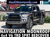 Toyota Tacoma Double Cab V6 TRD 4x4 Navigation Moonroof B 2016