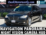 BMW 550i Gran Turismo Navigation Night Vision Camera P 2012