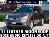 Nissan Rogue SL Leather Sunroof Bose Keyless Go 2009