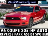 Ford Mustang V6 Coupe Auto Spoiler 305-HP 2012
