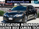 Nissan Altima 2.5 SL Tech Navigation Camera Sunroof Leath 2017