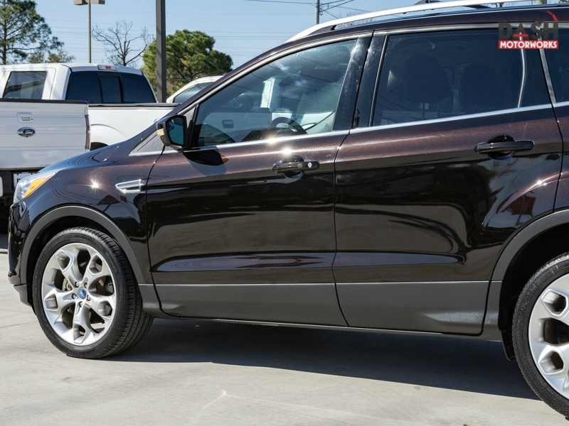 Ford Escape Titanium Navigation Leather Sony Pwr Liftga 2013 price $10,500