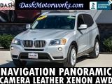 BMW xDrive35i Navigation Panoramic Camera Leather Xeno 2011