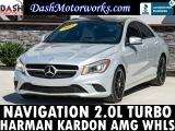 Mercedes-Benz CLA 250 Navigation Harman Kardon AMG Wheels 2014