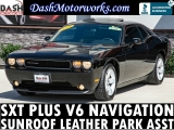 Dodge Challenger SXT Plus Navigation Sunroof Leather Bos 2014