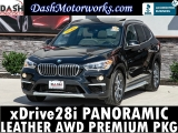 BMW X1 xDrive28i AWD Panoramic Leather Xenons Auto 2016