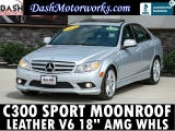 Mercedes-Benz C300 Sport Sedan V6 Leather Moonroof 2009