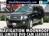 Ford Expedition EL Limited Navigation Sunroof Camera DV 2011