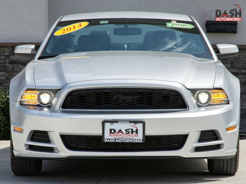 Ford Mustang V6 Premium Leather Shaker Spoiler Auto 2014 price $12,500