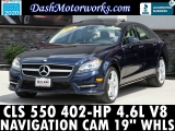 Mercedes-Benz CLS 550 Sport Navigation Camera Sunroof Leather Ha 2014