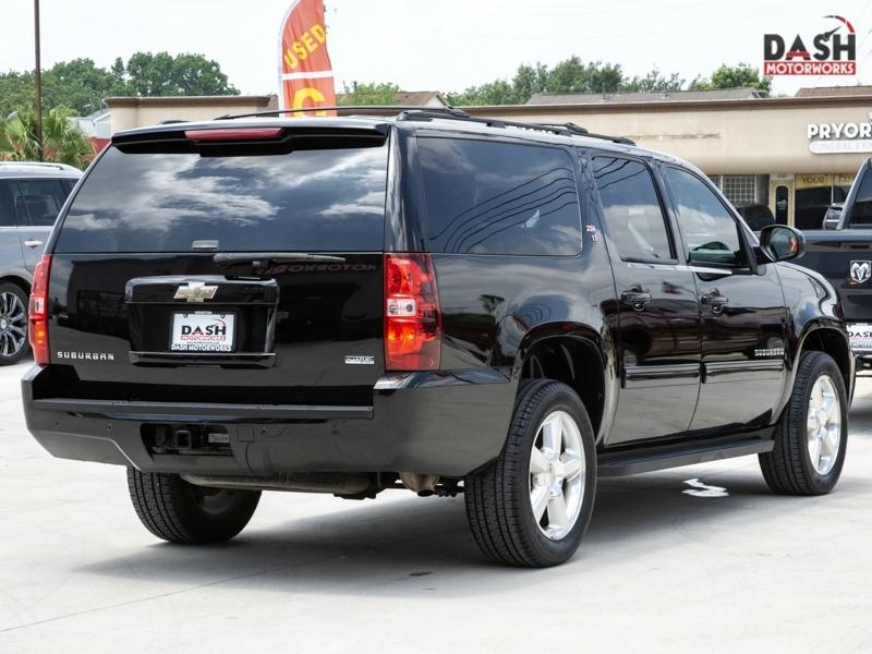 Chevrolet Suburban 2LT 4x4 Leather Bose Steps 8-Pass 2009 price $11,985