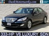 Hyundai Genesis Luxury Sedan 2013