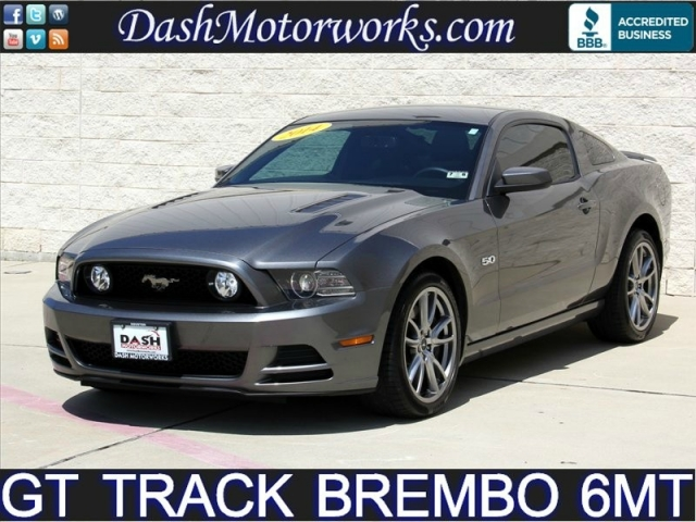 2014 Mustang Gt Track Pack >> 2014 Ford Mustang Gt Track Package Tech Recaro Sync