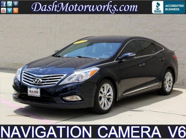 2013 Hyundai Azera Navigation Camera Dimension