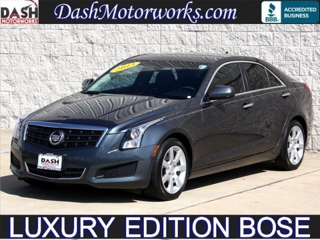 2013 Cadillac ATS Luxury Collection Bose Camera