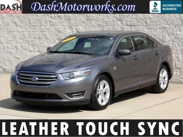 2013 Ford Taurus SEL V6 Leather Sync