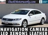 Volkswagen CC DSG Sport Navigation Camera LED Xenons 2014