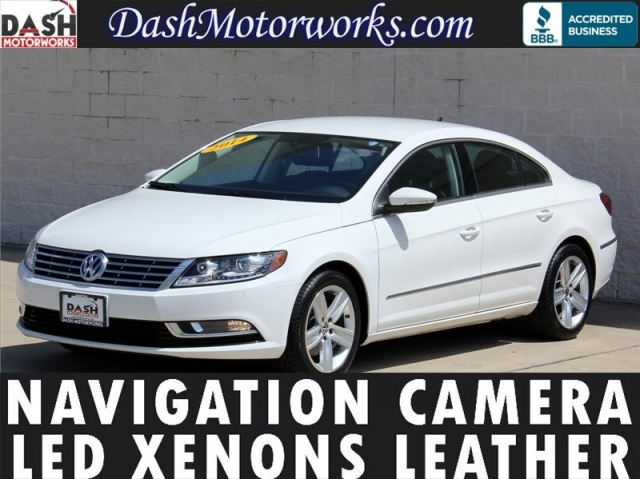 2014 Volkswagen CC DSG Sport Navigation Camera LED Xenons