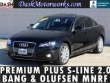 Audi A4 2.0T Premium Plus S-Line Bang & Olufsen 2012