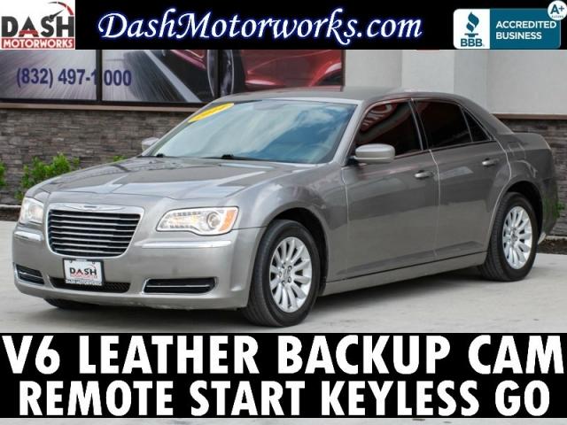 2014 Chrysler 300 Leather Backup Camera Remote Start