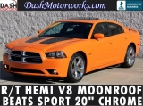 Dodge Charger RT V8 Moonroof Sport Package Beats Audio C 2014