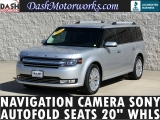 Ford Flex Limited Navigation Camera Leather 2nd-Row Aut 2013