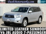 Toyota Highlander Limited V6 Navigation Camera Leather Mo 2008