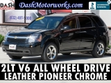 Chevrolet Equinox 2LT AWD Leather Moonroof Chrome Pioneer 2007