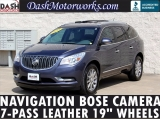Buick Enclave Navigation Bose Leather Camera 2013