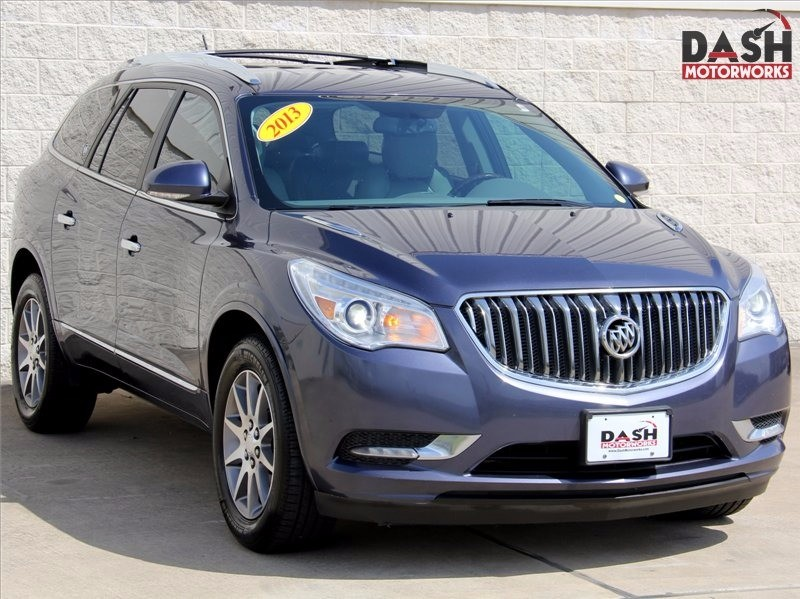 Buick Enclave Navigation Bose Leather Camera 2013 price $7,995