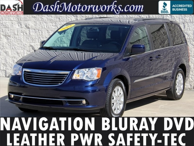 2015 chrysler town and country uconnect upgrade